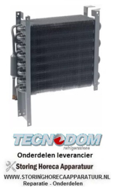 156750777 - Verdamper L 320mm B 105mm H 475mm TECNODOM