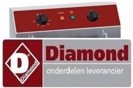 657176076 - Sticker voor frontpaneel van F14+14E/M DIAMOND