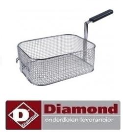 335683.000.0 - Friteuse,mand DIAMOND E65 - F10-4T