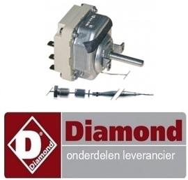 334661.041.00  - THERMOSTAAT DIAMOND E65/F20-7T