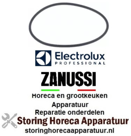 438049894 - O-ring materiaaldikte 4mm ID ø 110mm voor afvoer Electrolux - Zanussi