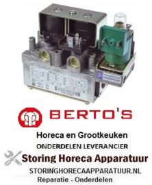 501101984  - Gasventiel 230V 50Hz drukbereik 2-50mbar BERTOS
