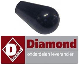 578400650004 - Knop voor lekbak Plancha DIAMOND