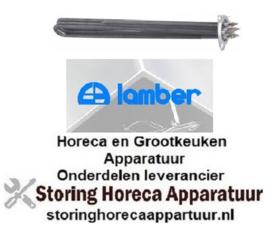230416233 - Verwarmingselement 9000 Watt - 230 Volt voor Boiler vaatwasser LAMBER