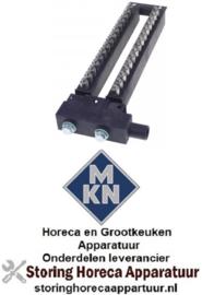 114105931 - Staafbrander 2-rijen voor friteuse MKN