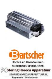 580601453 - Dwarsstroomventilator TFR 180 rol ø 60mm BARTSCHER