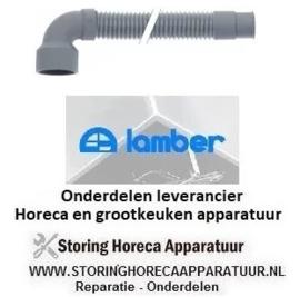 175506208 - Afvoerslang voor vaatwasser LAMBER