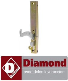 296.684.009.00 - Ovendeurscharnier voor oven DIAMOND E60/4PFV6