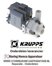 278499048 -  Afvoerpomp ingang  190W 230V KRUPPS KORAL 500