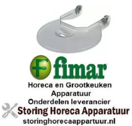 642697143 - Deksel ø 465mm 38 S-C-F voor menger FIMAR