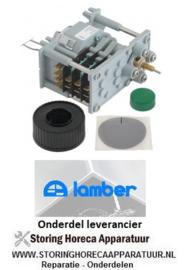 802360255  - Timer CDC 7003F motoren 1 kamers 3 looptijd 6min 230V  LAMBER