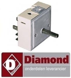 380.661.102.00 - ENERGIEREGELAAR DUBBEL CIRCUIT DIAMOND E60/2VC3T