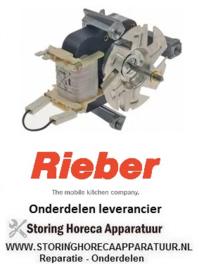 195601264- Heteluchtventilator 115/230V 32W RIEBER