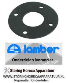 2890200097 - Pakking onderste wasarm vaatwasser LAMBER L20