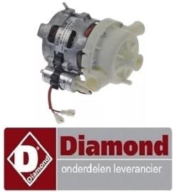 370130202 - Waspomp voor vaatwasser DIAMOND DC402