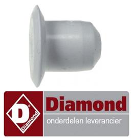 105F017 - Pakking voor afvoerkraan onder voor slush DIAMOND FABY