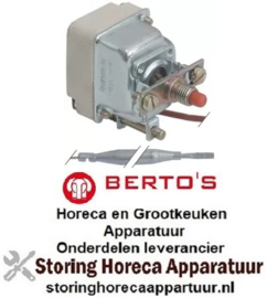 607375352 - Maximaalthermostaat uitschakeltemp. 245°C 1-polig voor BERTOS