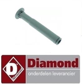 ST5142059 - OVERLOOP PIJP VOOR D281/EK-NP  DIAMOND 046D