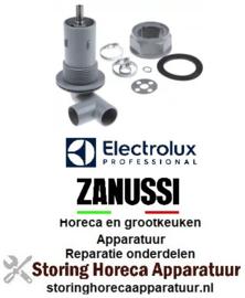 252504531 - Wasarmhouder inbouwpositie onder voor vaatwasser Electrolux en Zanussi