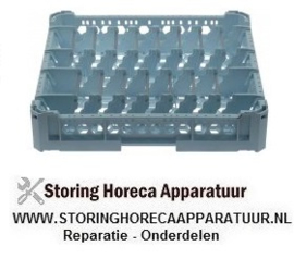502973085 - Bordenwaskorf L 500mm B 500mm H 100mm platen 15