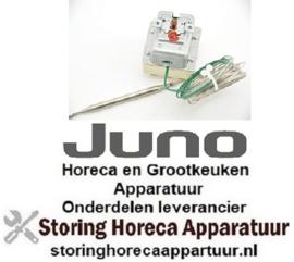 VE743390141 - Maximaalthermostaat uitschakeltemp. 350°C 3-polig 3NC 20A voeler ø 6mm voeler L 77mm JUNO