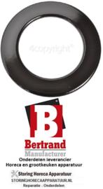 595ASIOPTION90 - Beschermring voor gasinspuiters wok brander BERTRAND