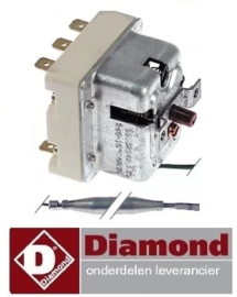 573A06012 - Maximaalthermostaat friteuse DIAMOND FSM