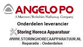 ANGELO PO - HORECA APPARATUUR REPARATIE ONDERDELEN