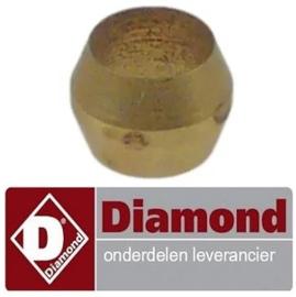 4800C3645 - Snijring voor gasfornuis DIAMOND G17/4F8T-N