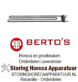 716418138 - Verwarmingselement 6000W 230V voor Bertos