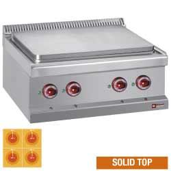 E77/ST7T-N - Elektrische kookplaat - Top - DIAMOND ONDERDELEN