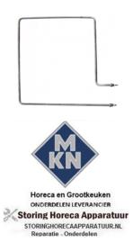 546415787 - Verwarmingselement 1450W 400V  voor MKN