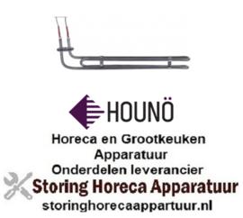 671419129 - Verwarmingselement 1300W 230V voor Houno