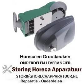 258694081 - Koelcelsluiting deurdikte 50-140mm horizontaal B 147mm H 195mm afsluitbaar H1 39mm