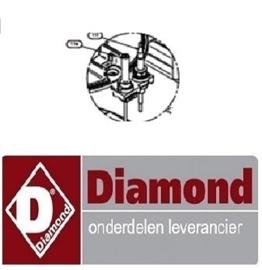 026256.005.00 - ONTSTEKINGSKAARS VOOR BRANDER 3.3Kw DIAMOND