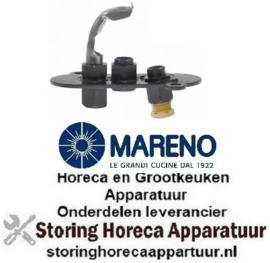 771107114 - Waakvlambrander 140 2-vlammig voor apparatuur MARENO