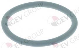 532688 - O-ring EPDM materiaaldikte 5,34mm ID ø 53,98mm vpe 1stuk grijs voor afvoerkraan
