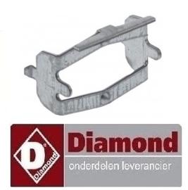 061RTCU900112 - Verbindingsbeugel lang voor thermostaat bain-marie DIAMOND E7/BM8T