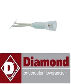 018A87IL72005 - signaallamp ø 10mm DIAMOND E3F/24R