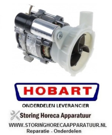 0927.7546.51 - Pomp 0,1 kW vaatwasser HOBART ASGW25