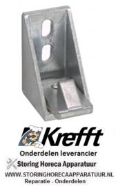 0642.01606.11 - Tegenstuk deur sluiting steamer KREFFT GG10.11NT