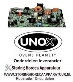 674KPE1725D - Achterprint Unox - Cheftop XVC305E