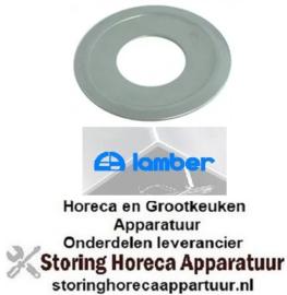 789506203 - Sluitring bovenste wasarm vaatwasser LAMBER