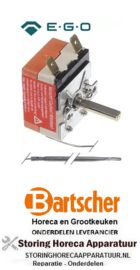 142375530 - Thermostaat instelbereik 100-400°C BARTSCHER