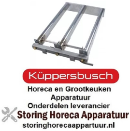 801105919 - Brander voor kantel braadpan Kuppersbusch