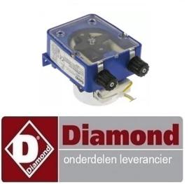 361954- Doseerapparaat SEKO 3l/h 230 VAC WASMIDDEL DIAMOND DFE 6/6 AC