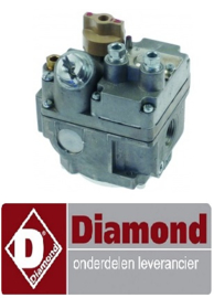 231GS.2181 - Gasventiel voedingsoperator gas DIAMOND FGHR-23/N