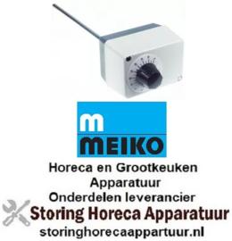 165390108 - Staafthermostaat instelbereik 0-100°C 1CO 1-polig 6A voor MEIKO