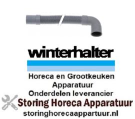 343502100 - Afvoerslang DN32 L 1500mm voor Winterhalter