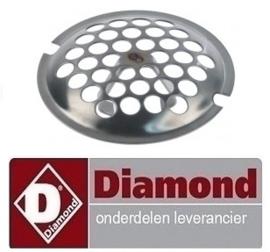 568269 - Afvoerfilter DIAMOND OVEN DFV-523